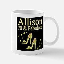 GORGEOUS 70TH Mug