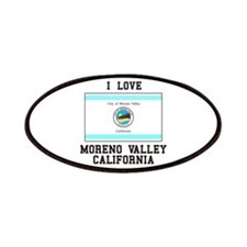 I Love Moreno Valley California Patch