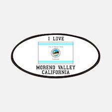 I Love Moreno Valley California Patch