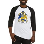 Stagg Family Crest Baseball Jersey