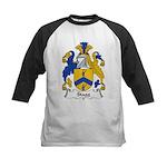 Stagg Family Crest Kids Baseball Jersey