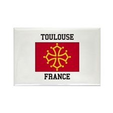 Toulouse, France Magnets