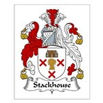 Stackhouse Family Crest Small Poster