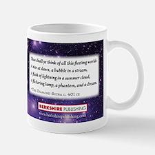 This Fleeting World Mug, Diamond Sutra