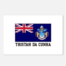 Tristan da Cunha Postcards (Package of 8)