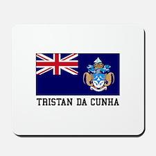 Tristan da Cunha Mousepad
