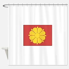 Trondheim, Norway Shower Curtain