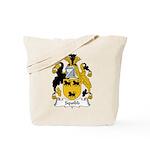 Squibb Family Crest Tote Bag