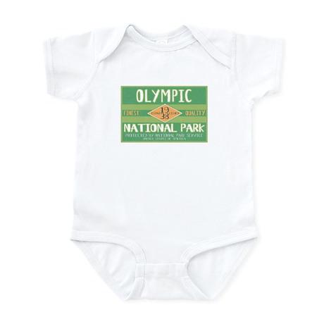 Olympic National Park (Retro) Infant Bodysuit