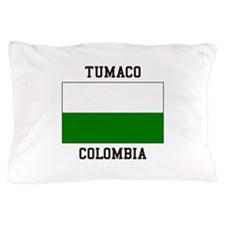 Tumaco, Colombia Pillow Case