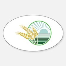 Harvest Decal Decal