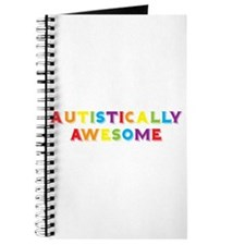 Autistically Awesome Journal