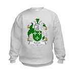 Sprott Family Crest Kids Sweatshirt