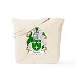 Sprott Family Crest Tote Bag