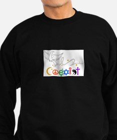 COEXIST DOVE Sweatshirt