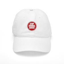 Stop Animal Abuse Baseball Cap