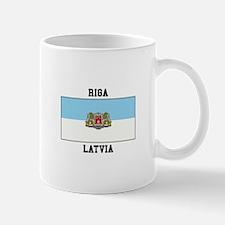 Riga, Latvia Mugs