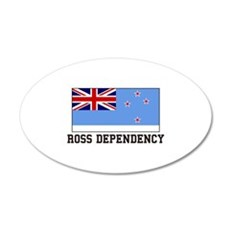 Ross Dependency Wall Decal