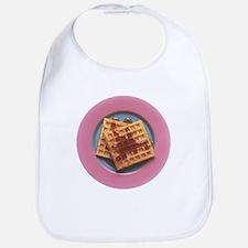 Waffles With Syrup Bib