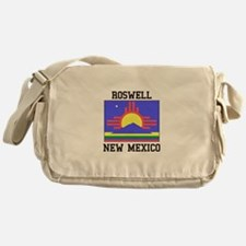 Roswell, New Mexico Messenger Bag