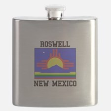 Roswell, New Mexico Flask