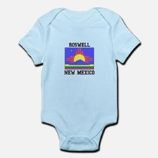 Roswell, New Mexico Body Suit