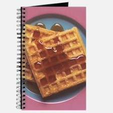 Waffles With Syrup Journal