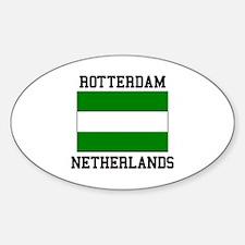 Rotterdam, Netherlands Decal