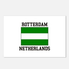 Rotterdam, Netherlands Postcards (Package of 8)
