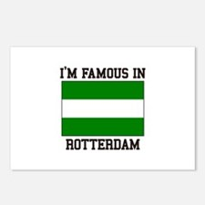 I'm Famous in Rotterdam Postcards (Package of 8)