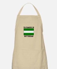 I'm Famous in Rotterdam Apron