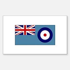 Royal Air Force UK Decal
