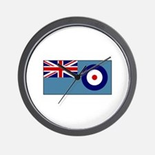 Royal Air Force UK Wall Clock