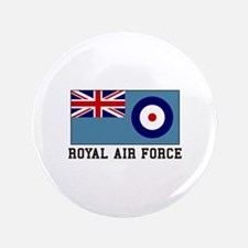 Royal Air Force Button