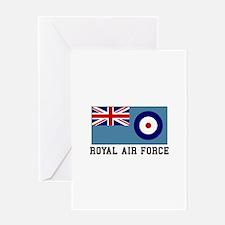 Royal Air Force Greeting Cards