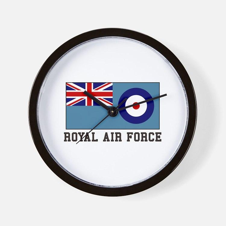 Royal Air Force Wall Clock