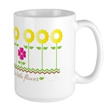 The Little Flower Mugs