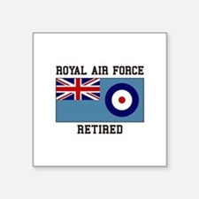 Royal Air Force Retired Sticker
