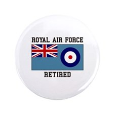 Royal Air Force Retired Button