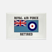 Royal Air Force Retired Magnets