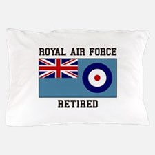 Royal Air Force Retired Pillow Case