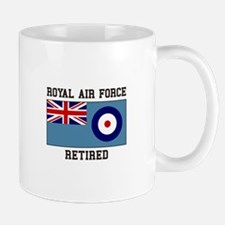 Royal Air Force Retired Mugs