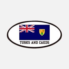 Turks and Caicos Patch