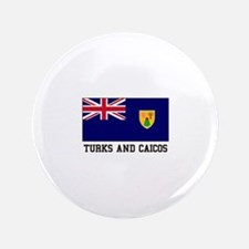 Turks and Caicos Button