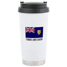 Turks and Caicos Travel Mug