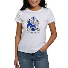 Spearman Family Crest Tee