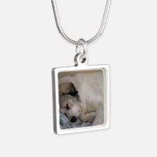 great pyrenees Necklaces