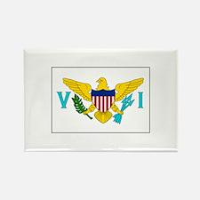 U.S. Virgin Islands Magnets