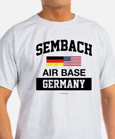 Sembach Air Base Germany T-Shirt