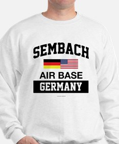 Sembach Air Base Germany Sweatshirt